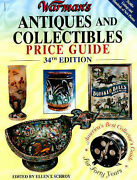 Warman's Antiques And Collectibles Price Guide By Kp Books Paperback, 2000