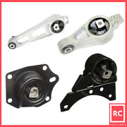 Engine Motor Mount Set For 02-05 Dodge Neon 2.0l With Automatic Transmission Mt.