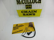 Mcculloch Chainsaw Or Kart Ignition Coil Mc92 49 91 5 6 10 Cp125 S44a 1-71 Etc