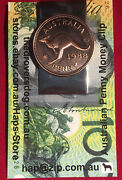 30th Birthday Gift Present 1991 Penny Money Clip Other Years Available