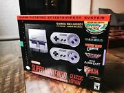 Snes Classic Edition - New - Free 2 Day Air Shipping Arrives Before Christmas