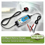 Smart Automatic Battery Charger For Honda City. Inteligent 5 Stage