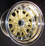 Ford Gt 40 10 X 15 Forged Racing Wheel New