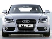 Cel 7y Celty Celtic Old Suffix Personalised Registration Cherished Number Plate