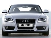 V12 Ehf Fox Foster Fisher Ford Personalised Registration Cherished Number Plate