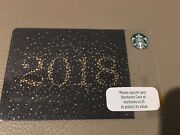 Registered Mail - Starbucks Card Thailand 2018 Rare In Singapore Pin Intact