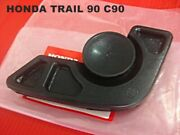 Honda Trail 90 Ct90 Ct110 Cm91 Right Seat Stopper Rubber Made In Japan [mi5020]