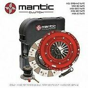 Mantic Stage 3 Clutch Kit For Hsv Clubsport Vf 6.2ltr Mpfi Ls3 10/2014-on 6speed