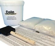 Reflective High Index Standard Bead And White Paint - Quart Combo