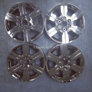 716a Used Aluminum Wheel - 09-12 Chevy Traverse,18x7.5