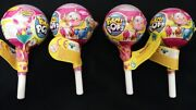 Small Pikmi Pops Blind Surprise Sweet Scented Plush Pop Lot 4