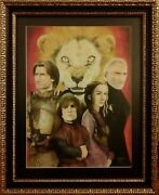Game Of Thrones - Hear Us Roar Water Color Painting