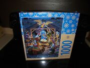 Master Pieces Holy Night 1000 Piece Jigsaw Puzzlenew And Sealed