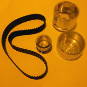 Racing Power Rpc R8711 Engine Pulley Kit Gilmer Belt System Small Block Chev