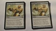 Magic The Gathering 2x Vedalken Shackles Fifth Dawn - Near Mint/nm 2