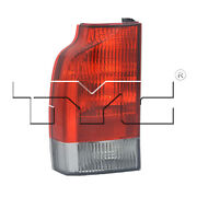 Tyc Taillight Taillamp Rear Tail Light Lamp Left Driver Side Sae/dot Approved