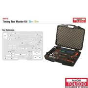 Toledo Timing Tool Kits For Audi A4 1.8t 08/08-1.8l Bfb 304715