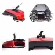 Sweeping Draging Broom Rotary 360 Anddeg Cordless Sweeper