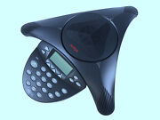 Avaya 1692 Ip Conference Telephone Conference Voip By Polycom W/ Power Supply