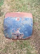 1941 Cadillac And Buick Coupe And Convertible Trunk Lid