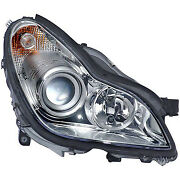 Replacement Headlight Assembly For Mercedes-benz Passenger Side Mb2503147