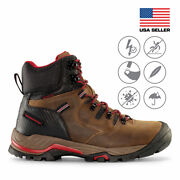 Maelstromandreg Zion Menand039s 6and039and039 Waterproof Work Boots For Construction Utility Safety