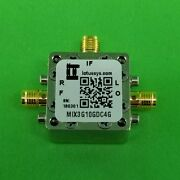 Mixer 3 Ghz To 10 Ghz Rf And Dc - 4 Ghz If Passive