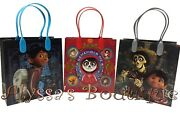 24 Pcs Coco Disney Pixar Movie Party Favor Goodie Bags Gift Birthday Treat Candy