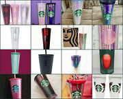 New Starbucks 2020 Holiday Sequin Studded Iridescent Disco Pink Cold Cup Tumbler