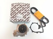 Water Pump Geba Made In Germany + Conti Strap Vito Viano W639 Without Start Stop