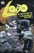 Lobo By Keith Giffen And Alan Grant Tpb Vol 1 New/unread