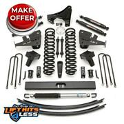 Readylift 49-2780 8.0and039and039 Front/rear Lift Kit W/ Sst3000 Shocks For 11-18 F-250 Sd