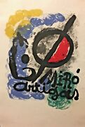 Joan Miro - Artigas - Lithograph - Signed And Numbered