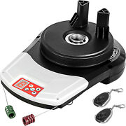 Automatic Garage Roller Opener Door Electronic Lift Force800n Power100w 2remotes