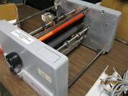 Mbm 352 Professional Series Tabletop Folder - Needs Rollers - Sold As-is