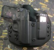 Hunt Ready Holsters Sig P938 Pro Series Hybrid Owb Holster With Mag Carrier