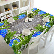 Endless Love 3d Tablecloth Table Cover Cloth Rectangle Wedding Party Banquet