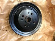 Jeep M38 M38a1 Nos Water Pump Pulley G-740 G-758