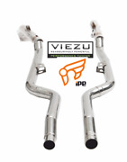 Ipe Exhaust System For Mercedes Cls63 Sports Cat And Front Pipe