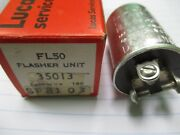 Lucas 35013 6 Volt Flasher Relay Sfb103 Fl50 New Old Stock Six Volt Flasher