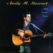 Andy M. Stewart - Man In The Moon [used Very Good Cd]