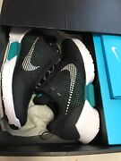Hyper Adapt 1.0 Sold Out Instantly Sz9.5 Black/wht Limited Rare 843871-001