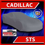 [cadillac Sts] Car Cover - Ultimate Full Custom-fit All Weather Protection