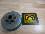 New Mcculloch Chainsaw .404-7 Sprocket 1-70 44 S250 125 380 440 795 797 790 105