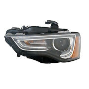 Replacement Headlight Assembly For Audi Driver Side Au2502181