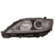 Replacement Headlight For Es300h Es350 Driver Side Lx2518139c