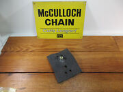 Mcculloch 3-25, 4-30, 4-30a, 47 Chainsaw Nos Fuel Tank Wick Gas Filter Pickup