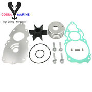 Water Pump Repair Kit 6aw-w0078-00-00 For Yamaha Outboard Oem 300and350hp V8 5.3l