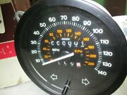 Rolls Royce And Bentley New Speedometer- 140mph Or 220 Kph New Old Stock  Ud22129