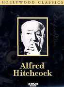 Alfred Hitchock Hollywood Classics Secret Agent Skin Game Number 17 Ring In Case